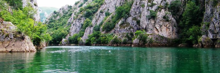 Озеро Матка. Скопье. Македония